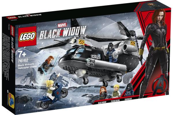 Black Widows Hubschrauber-Verfolgungsjagd