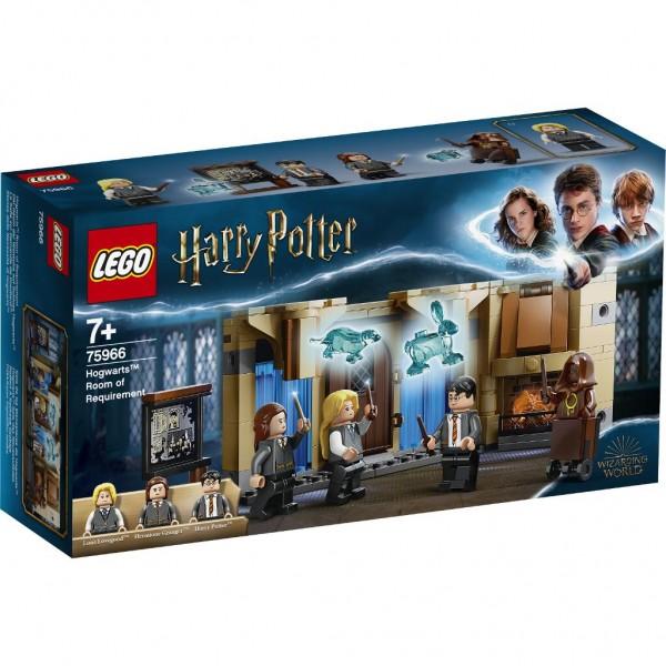 Der Raum der Wünsche auf Schloss Hogwarts